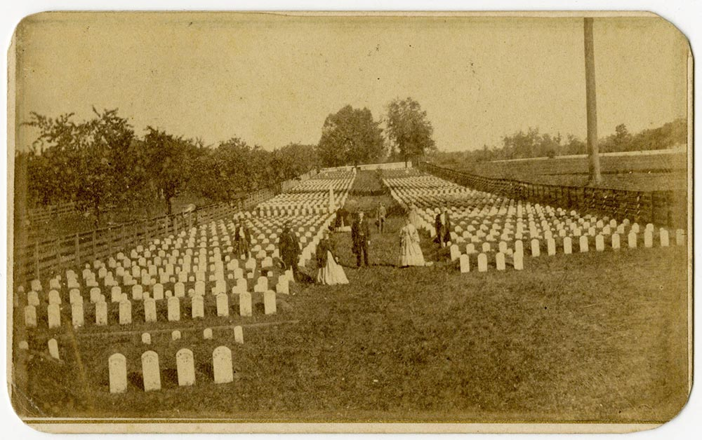 1,750 Confederate soldiers were killed at the Battle of Franklin and buried in the McGavock Cemetery of Confederate Dead.